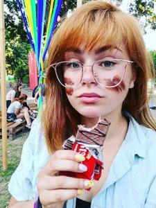 Hristiyana Hristova снимка за игра на Serenata спечелила слушалки