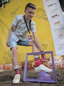 Марио Илиев снимка за игра на Serenata спечелила колонка