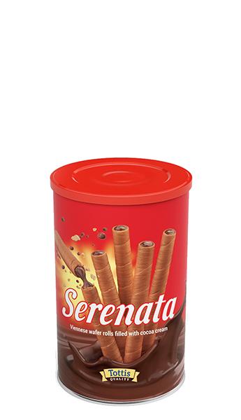 Serenata Виенски вафлени пурички 110 гр.